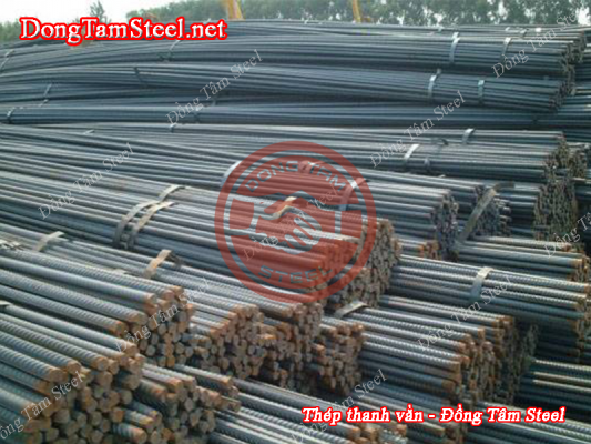 Thép Thanh vằn - Đồng Tâm Steel